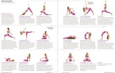 Yoga Sequence from Yoga Journal, Sept '13 #yoga