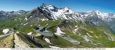 The Grossglockner High Alpine Road makes Austria's highest mountain accessible for everyone. The famous alpine road leads you right into the heart. Parc National, National Parks, National Geographic, The Tourist, Austria, Kaiser Franz Josef, Bad Gastein, Zell Am See, Local Museums