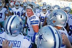 Team leader Jason Witten!
