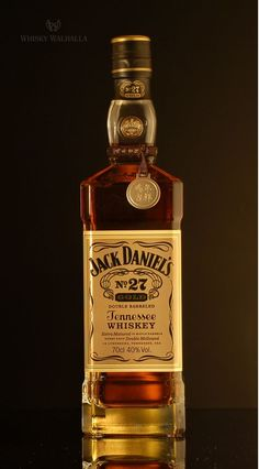 6bcadf9f66 Jack Daniels no 27 gold rooster. Rye Whiskey