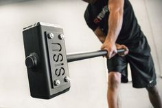 Meet the SISU War Hammer: a training tool that can survive tough workout sessions while helping you build strength in your body. Crossfit Equipment, Home Gym Equipment, No Equipment Workout, Workout Gear, Training Equipment, Tire Workout, Fitness Gym, Rogue Fitness, Fitness Gadgets