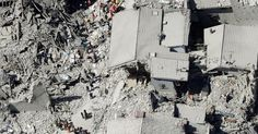 Sobe para mais de 240 o nº de mortos em terremoto no centro da Itália
