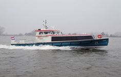 The Damen River Ferry 2306, is used for passenger transport, and has a capacity of max. 100 passengers. http://www.damen.nl/news/deliveries/2012/03/river-ferry-2306-gorinchem-xi