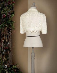 ボレロ レース - レディススーツ - Dolce&Gabbana - 2015冬コレクション ¥ 353,160