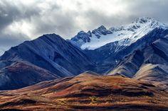 Polychrome Glacier by Mitch  Seaver on 500px