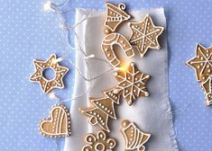 Perníčky, které jsou hned měkké recept - TopRecepty.cz Christmas Baking, Christmas Cookies, Family Meals, Family Recipes, Gingerbread Cookies, Cookie Cutters, Food And Drink, Cooking, Cake