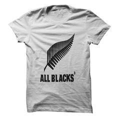 (New Tshirt Great) Symbol New zealnd all black Teeshirt this week Hoodies Tees Shirts