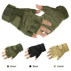 Wenseny - Military Half-finger Fingerless Tactical Airsoft Hunting Riding Cycling Gloves Green-L Wenseny http://www.amazon.com/dp/B00Q4TFUXS/ref=cm_sw_r_pi_dp_dPpKub07S3VWR