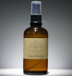 Chakra balancing spray  Made with Intent by bohoboaromatherapies