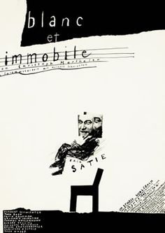 """""""Blanc Et Immobile"""" by Paul Bruhwiler (1983)"""