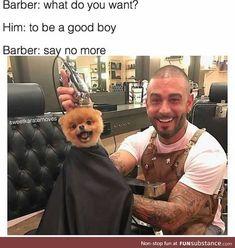 Such a good boy
