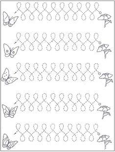 * VBS: Vlinder fladderen naar de bloemen...