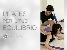 Video Pilates Lezione 13 | Pilates per il tuo Equilibrio - YouTube