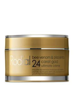 Rodial  Bee Venom and Placenta 24 Carat Gold Ultimate Cr233me