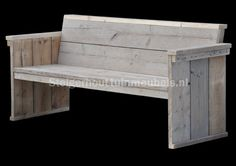 great bench for patio
