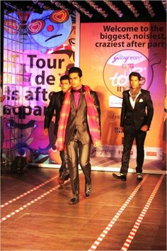 fashion, lifestyle n inspiration...: Fashion Show to celebrate the success of Tour De India