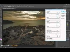 Enhancing landscape photographs with Photoshop CS6 and Shadow Highlight. photoshopCAFE >> Colin Smith http://youtu.be/Vu18l7cCMfY