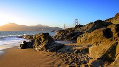 Best Nude Beaches - Travel Channel  Bakers Beach San Francisco #California