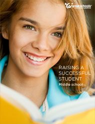 Raising a Successful Student: Guides for Parents (Elementary, Middle and High School) great resource!