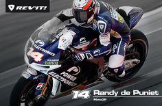 REV'IT! Randy de Puniet