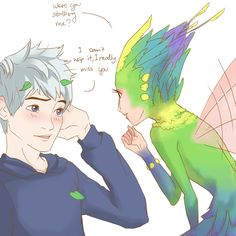 jack frost and tooth fairy fanfiction - photo #10