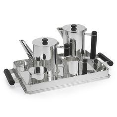 Walton Tea Set *Tray Not Included - Entertaining - Tabletop / Accents - Products - Ralph Lauren Home - RalphLaurenHome.com