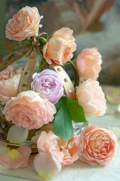 prettie-sweet:  (via Flower love / English roses)