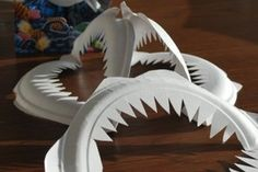 shark tooth craft - Google Search