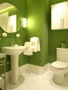 This is such an awesome shade of green. Other than that though, eh. Need black. Man this would be easy to clean though