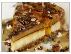 Cheesecake de pistachos de Buddy Valastro