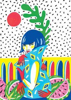Lynnie Zulu: Wild Things | Art & Culture | HUNGER TV