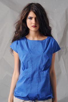 Shop Bluse Darja by NOME PROPRIO now on nelou.com. Plus 5500 more designs.