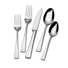 Mikasa Lucia 20 Piece Flatware Set | Bloomingdale's