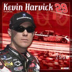 Kevin Harvick, my man -- I get to see him tomorrow too!! yay