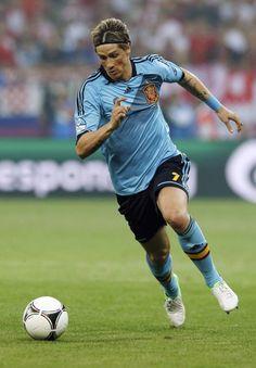 Fernando Torres. #stud #soccer