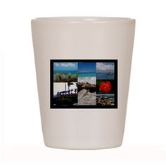 sold #SintMaarten photo collage shot glass to Steve of GA!