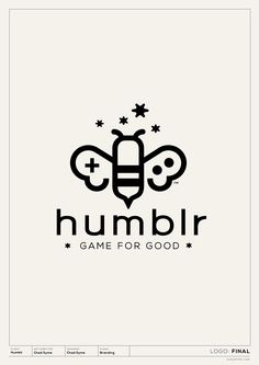 Humblr: Branding on Behance