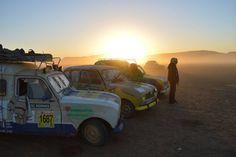 Bivouac étape marrathon - Merzouga-Marrakech