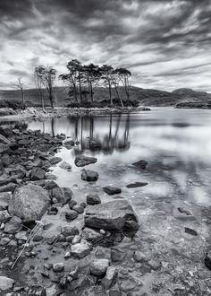 Loch Assynt By George Johnson