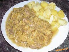 Vepřové v kapustě-vynikající! Macaroni And Cheese, Food To Make, Pork, Meat, Ethnic Recipes, Kitchens, Kale Stir Fry, Mac And Cheese, Pork Chops