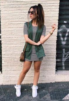 Imperdibles vestidos casuales para jovenes