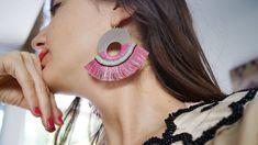 Boucles d'oreilles #15 - Alix B. D'Anthenay
