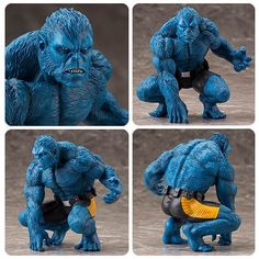 Marvel Now X-Men Beast ArtFX Statue small