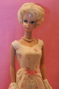 My barbie when I was a little girl....Was twenty years old then!