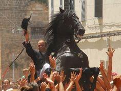 One of the most amazing experiences ever! Fiestas de San Juan. Ciutadella de Menorca