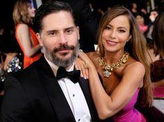 Sofia Vergara & Joe Manganiello from SAG Awards Candid Moments