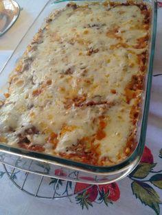 Aprenda a preparar a receita de Almoço com sobras de carne