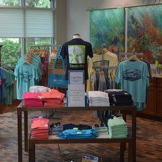 Can't get enough Sandestin fashion? Check out our NEW Retail Logo Shop in the Welcome Center open 24/7. #New #Sandestin @shopsandestin #openalldayeveryday #destin #fashion    #Regram via @sandestin
