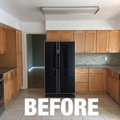 benjamin moore templeton gray hc-161 | kitchen. | grey