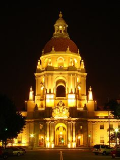 Coupons, Savings, Discounts in your city - www.thecouponflyer.com   #coupons Pasadena, City Hall